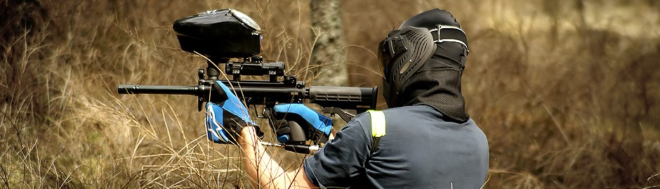 Paintball und Lasertag in Dresden